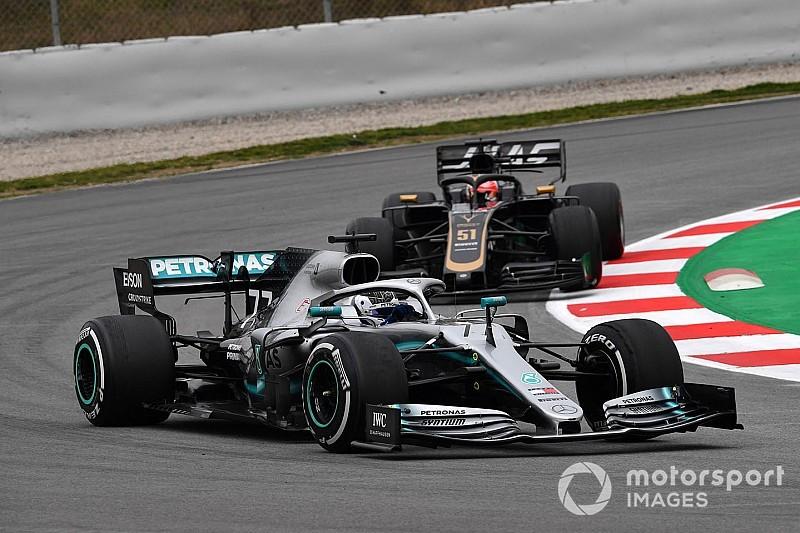 Bottas dice que Mercedes necesita una actualización para solucionar problemas de manejo