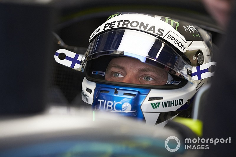 Wolff sets target for Bottas to keep Mercedes seat