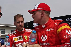 Mick Schumacher legyőzte Vettelt, de nem jutott be a döntőbe