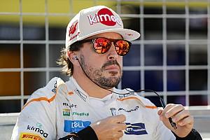 Toyota trabalha para renovar com Alonso para 2019/20