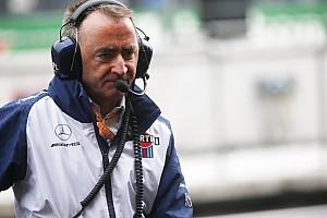 A Williams szerint a Mercedes nem fog visszaesni, ami nem jó hír a Ferrari számára