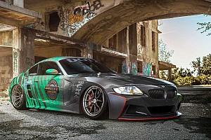 Une BMW Z4 s'offre plus de 600 ch