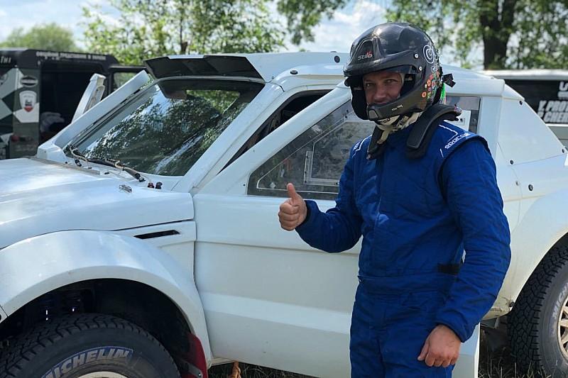Найкращий ралійний екіпаж України дебютуватиме у ралі-рейді