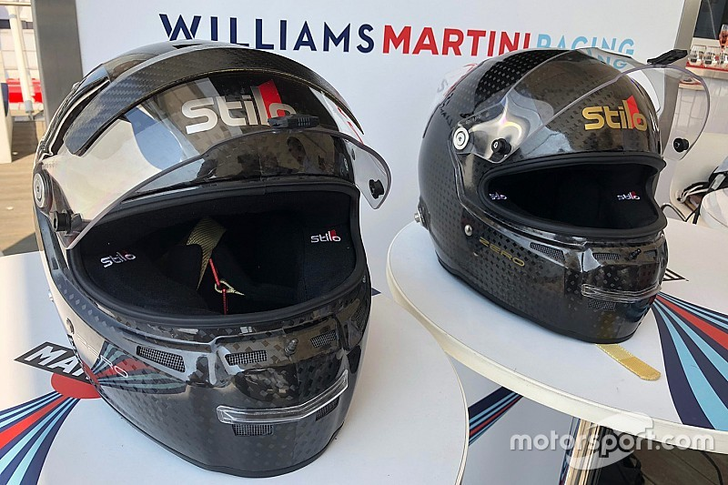 Empresa revela capacete reforçado para a F1 em 2019