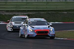 Pellegrini ancora sulla Hyundai di Target nel TCR Italy
