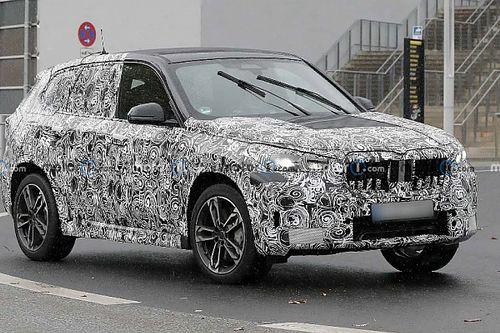 Négy kipufogócsővel folynak a BMW X1 M35i xDrive tesztjei