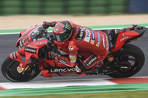 MotoGP: Bagnaia voa e faz pole em Misano, enquanto Quartararo sai apenas em 15º