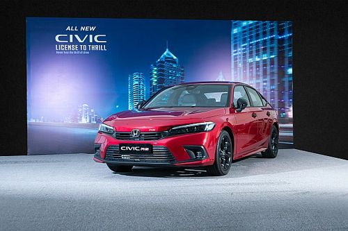 Honda Indonesia Luncurkan Dua Model Baru Sedan Legendaris
