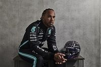 Hamilton explains decision to sign one-year Mercedes extension