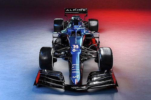 Alpine desvela el A521, coche del regreso de Alonso a la F1