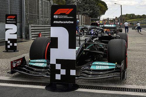 Emilia-Romagna GP: Yakın seansta Hamilton 99. pole pozisyonunu aldı, Perez ikinci oldu!