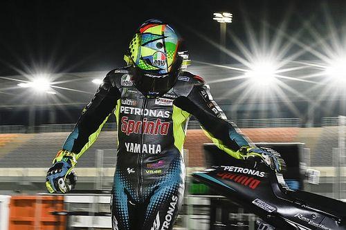 «Не фантастика, но неплохо». Росси о первом тесте Petronas Yamaha