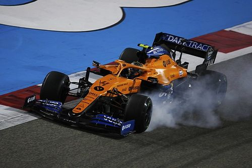 McLaren targeting improvement in two key areas in 2021