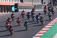 MotoGP Portugal 2020: Die animierte Rundentabelle