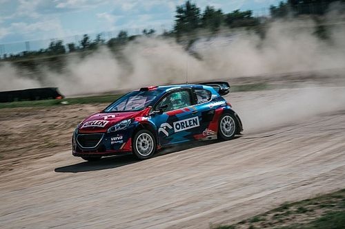 Ruszają Mistrzostwa Polski Rallycross 2020