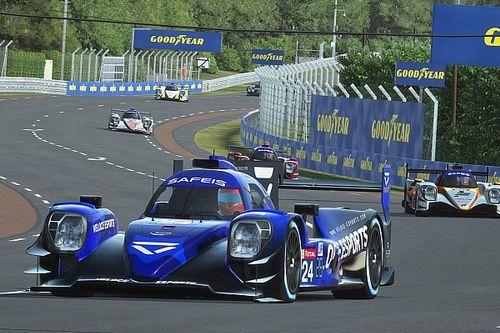 """Gasly, """"sorprendido"""" por lo que vivió en el Le Mans Virtual"""
