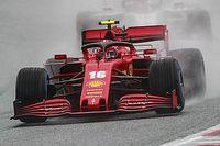 """Leclerc: """"Oggi male, ma abbiamo l'assetto giusto per l'asciutto"""""""
