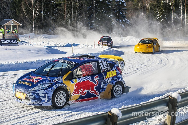 Наживо: третій раунд RallyX у Норвегії