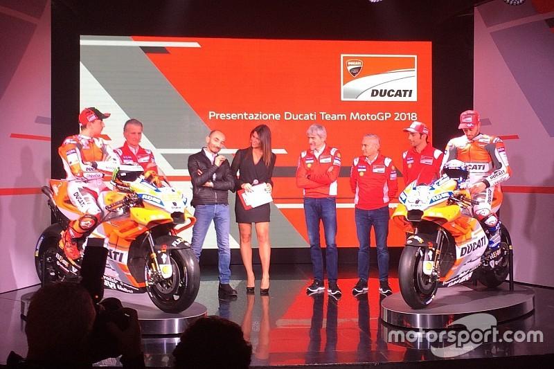 Ducati: Наша мета – боротися за чемпіонство