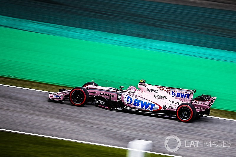 Force India unlikely to change name to 'Force One'