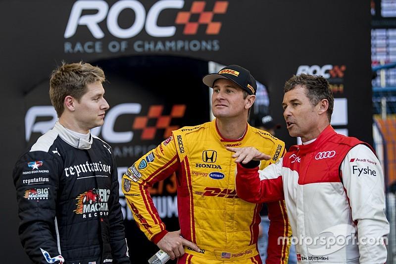 Un binôme 100% IndyCar pour la Team USA à la ROC
