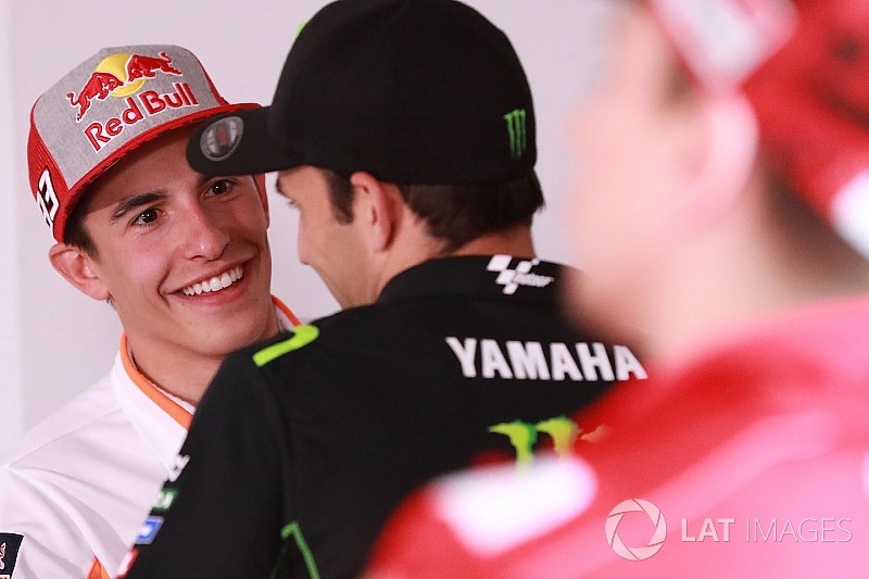 Marquez nantikan kiprah Zarco bersama KTM