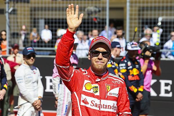 Forma-1 Vettelnek nem tetszett az austini ceremónia, de ettől még működhet a dolog