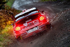 WRC Actualités Meeke: Citroën