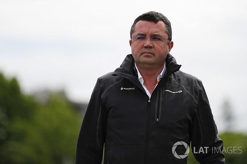 McLaren: Звільнення Бульє – логічний крок