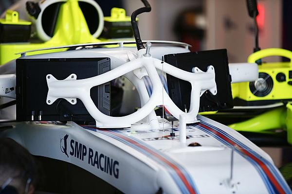 Formula 1 Top List GALERI: Adaptasi perangkat display pembalap dengan halo
