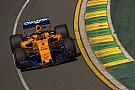 Goede start voor Vandoorne en McLaren:
