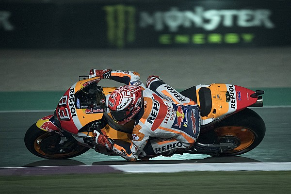 "MotoGP Marquez ""wouldn't have slept"" without Dovizioso lunge"