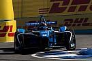 Fórmula E Buemi comenzó adelante en Punta del Este