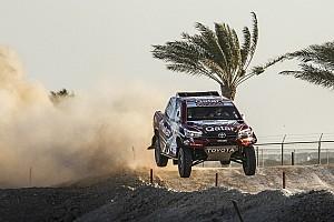 كروس كاونتري تقرير المرحلة رالي قطر الصحراوي: ناصر العطية يتقدّم على جينيل دي فيلييرز في المرحلة الاستعراضية