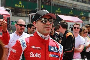 Maldonado pour la première fois à Daytona
