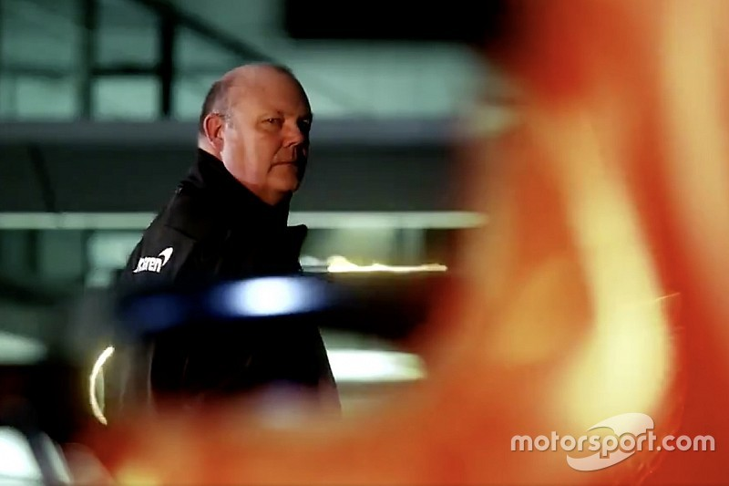 McLaren gives strong hint over 2018 F1 livery in video