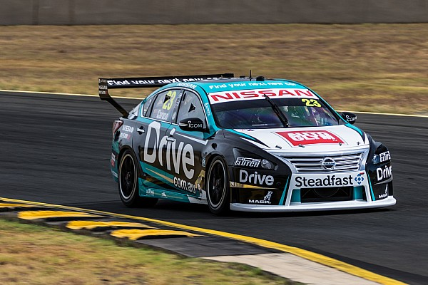 Caruso tops morning session at Supercars test