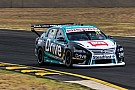 Supercars Caruso tops morning session at Supercars test