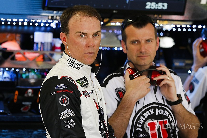 "Kevin Harvick warns of ""slippery slope"" with NASCAR penalties"