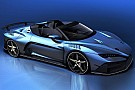 Automotive Italdesign Zerouno Roadster looks sharp in first images