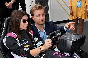 Fórmula E Galería VIDEO: Rosberg volvió a pilotear en un circuito