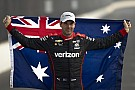 IndyCar Пауэр впервые в карьере выиграл Indy 500