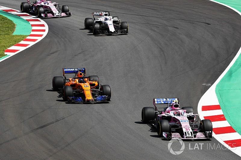 Majdnem egy rossz döntésre beszélte rá csapatát Alonso a virtuális SC alatt