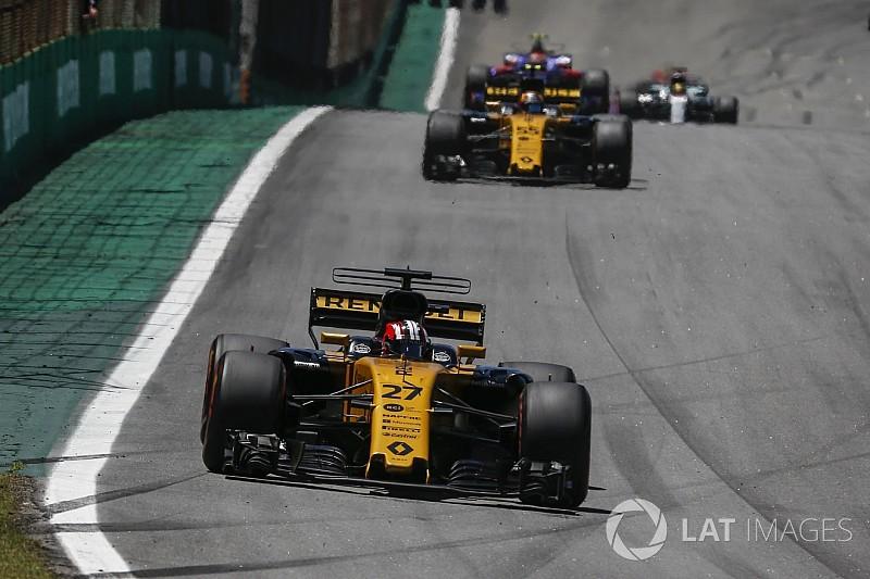 """Prost: La 6e place est """"de plus en plus compliquée"""" pour Renault"""