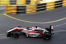 F3 Macau GP: Ilott passes Eriksson for qualifying win