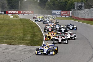 NTT becomes IndyCar's new title sponsor