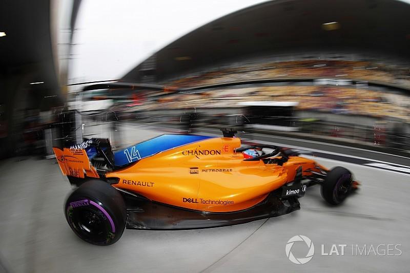 "Renault engine win ""good motivation"" for McLaren - Alonso"