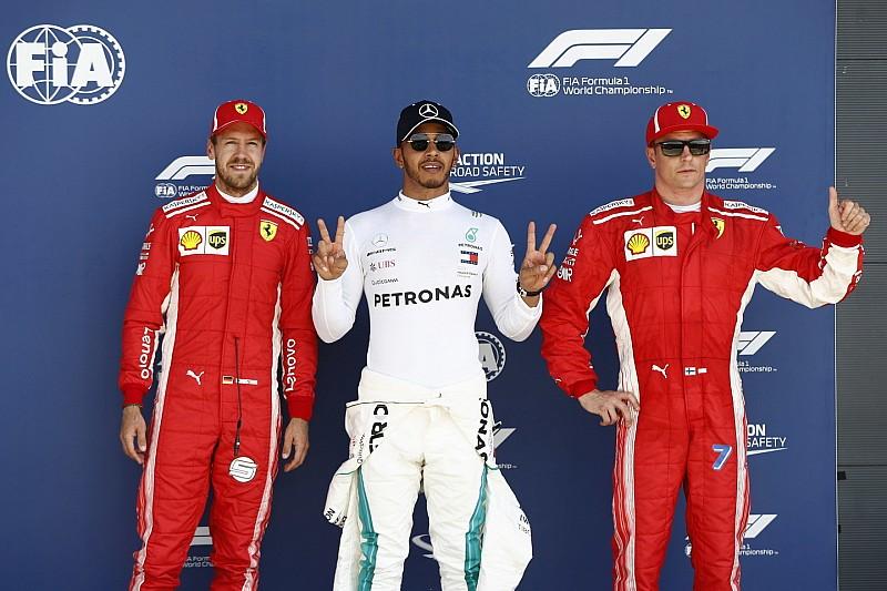 Hamilton: a rajongók nélkül nem jött volna össze a pole a Brit GP-n