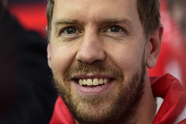 Stop/Go Livefeed Vettel egy érdekes frizurában jelent meg az ausztrál pályán