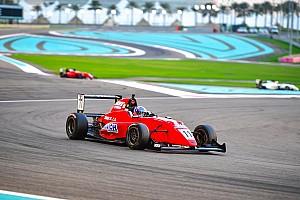MRF Abu Dhabi: Drugovich kuasai Race 3, Presley dan Dana alami masalah